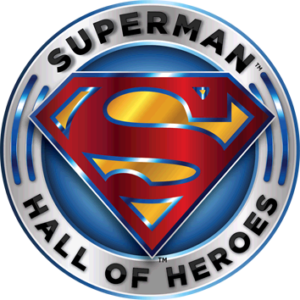 Superman Hall Of Heroes